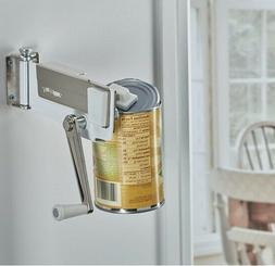 Wall Mounted Can Opener Swing-a-Way Model 609WH
