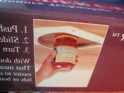 """ WONDER"" Under Cabinet / Shelf Jar Lid Opener-GREAT GIFT FO"