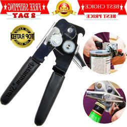 World's Best Manual Can Opener -Made in USA Easy To Use Bo